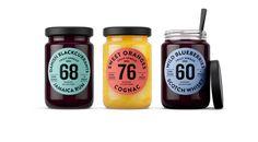 packaging, jam