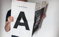 Journal l'Actuel #paper