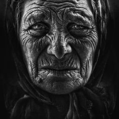 Homeless #old #woman #homeless #wrinkles