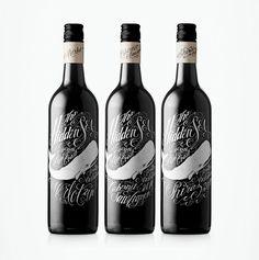 Jon Contino: The Hidden Sea / on Design Work Life #script #jon #contino #label #wine