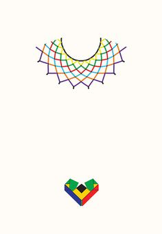 I LOVE SA #icon #design #illustration #poster #fashion #logo
