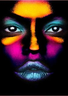 Neon Colors | Swizz World | Living #neon #art