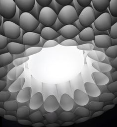 Innovative Woven Pendant Lamp - #lamp, #design, #lighting