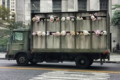 CJWHO ™ (Sirens of the Lambs by Banksy The Sirens of the...) #banksyny #lambs #installation #of #design #banksy #sirens #the #york #new