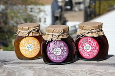 Chile Beach Jams - Jillian Barthold #packaging #jam