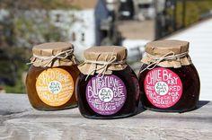 Chile Beach Jams - Jillian Barthold #packaging #jam