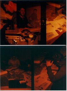 Don't look at me, i'm only breathing.. S|11|12 #negative #redscale #diana #night #late #studio #work