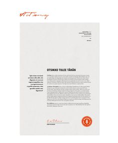 Sun Osteopatia on Branding Served #letterhead #branding #stationery