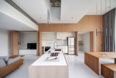Multifunctional Home That Combines Several Activities in One Area - InteriorZine