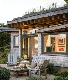Downeast Coastal House in Maine by Winkelman Architecture 9