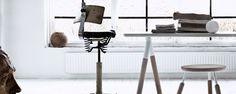 Raft Table and stool #interior #design #decoration #deco