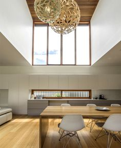 Backyard House by Joe Adsett Architects - #architecture, #house, #home, #decor, #interior, #homedecor,