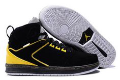 Suede Air Retro Jordan Sixty Club Sale with Yellow and White Black Men Shoes