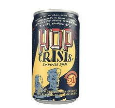 Hop Crisis Imperial IPA