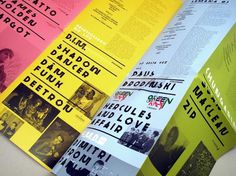 All sizes | Flyer LUXFrágil Fev 2011 | Flickr - Photo Sharing! #brand #flyer #alva #typography