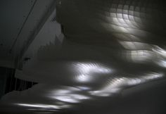Bifid « Biothing #generative #interactive #bifid #ceiling #computational #prototype #biothing