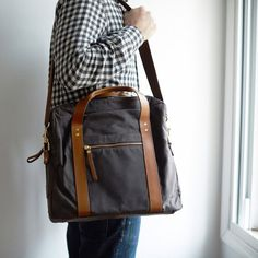 Hadley Briefcase #collection #mens #briefcase