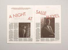 NODE Berlin Oslo — Oslo Jazz Festival '11 #print #design #graphic #publication #typography