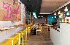 Dough pizzeria by S&M Mobilia, Perth » Retail Design Blog #dough #design #store #retail #pizzeria