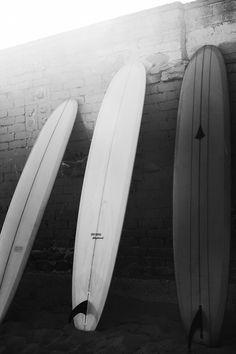 malibu - © julien roubinet #longboard #surf #design #logo #postcard #surfboard #california #malibu