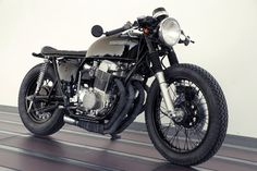 Black CB750 #cb750 #honda #motorcycle