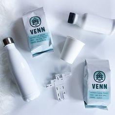 Venn Coffee Co. — Fancy // Branding, Logo Design, Website Design, Marketing