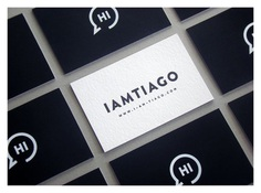 New business cards IamTiago