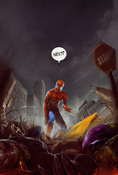 Spiderman by abraaolucas on deviantART #spiderman