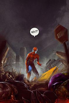 Spiderman by abraaolucas on deviantART