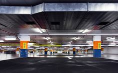 Branislav Kropilak #photo #photography #garage #parking