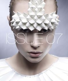 Issue 07   Volt Café   by Volt Magazine #beauty #sculpture #design #graphic #volt #photography #art #fashion #layout #magazine #typography