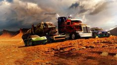 The Autobots in Transformers 4 #transformers