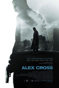 alex cross movie poster #poster #film #film poster #movie poster #one sheet