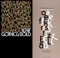typeface_SerifGothicBold_150dpi_rgb.jpg (492×476) #herb #lubalin #serif #design #graphic #gothic #typography