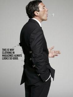 JUST_MONK3Y #fashion #man #suit