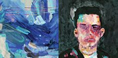Matthew Dear Beams Michael Cina #paint