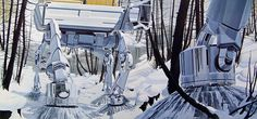 USSteel - 1961 - Syd Mead | Flickr - Photo Sharing! #robot #mead #snow #walker #syd