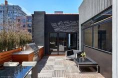 Williamsburg Loft Space Transformed into an Elegant Law Office 10
