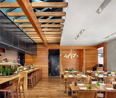 Qui Restaurant in Austin by A Parallel Architecture 5