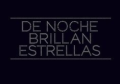 Esteve Padilla | ohhh.ws #tipografia #typeface #gotham #noche