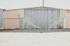 pastel garage