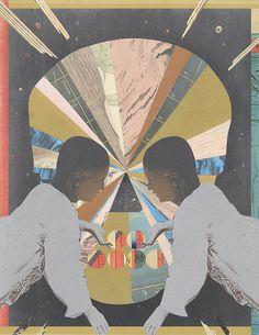 Jacob Escobedo #skull #collage