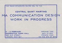 Mattia Bonanomi +44 7717 062387 #invite #print #design #typography