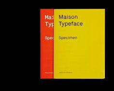 void() #maison #specimen #void #typeface