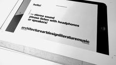 #aadlm _printed sheets + app @ [ catrin mackowski ]