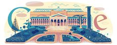 Peter Carl Fabergé's 166th Birthday #doodle #museum #pushkin #retro #google
