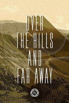 wander postcard - Tim Boelaars #poster #typography