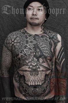 Hoopers Electric – Meditations in Atrament #tattoo #hooper #tattoos #thomas