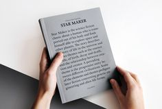 "Daniel Siim   |   http://danielsiim.dk ""Digital books are at a rapid growth and currently make up 20 percent of all books sold to the #print #astronomy #book #space #cloth #type #package"