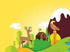 Oh_deer #illustration